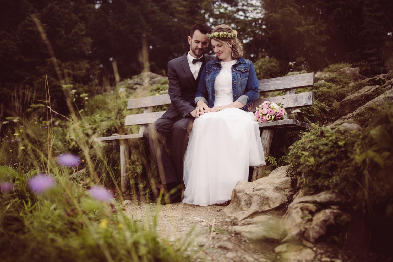Berghochzeit Hochzeitsfotograf