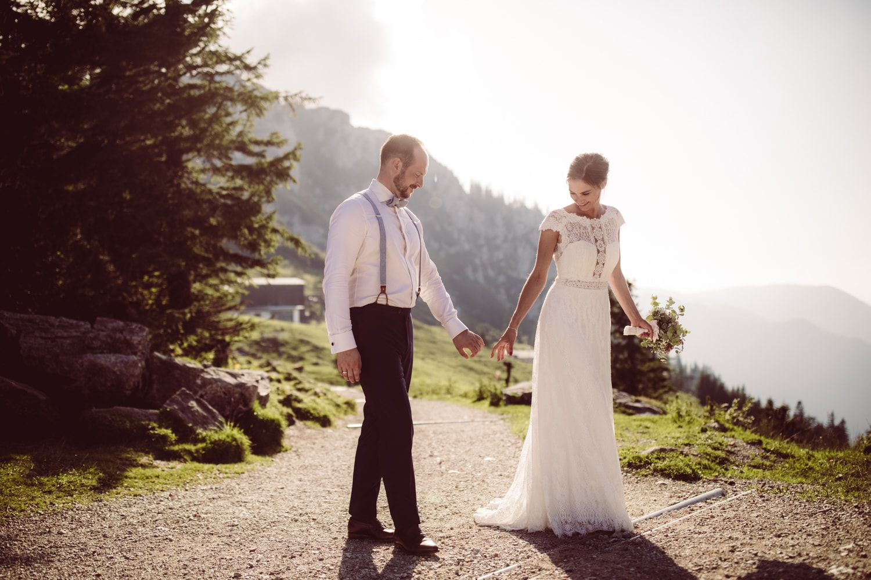 Berghochzeit Fotograf