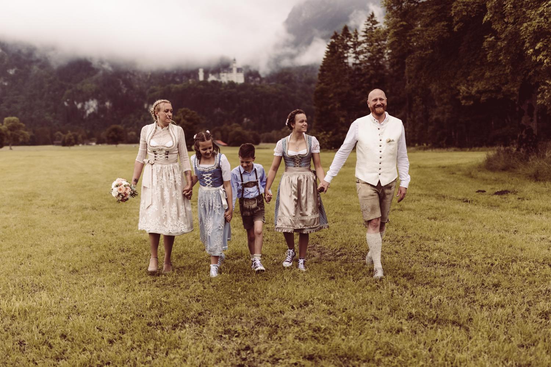 Hochzeitsfotografin Schwangau