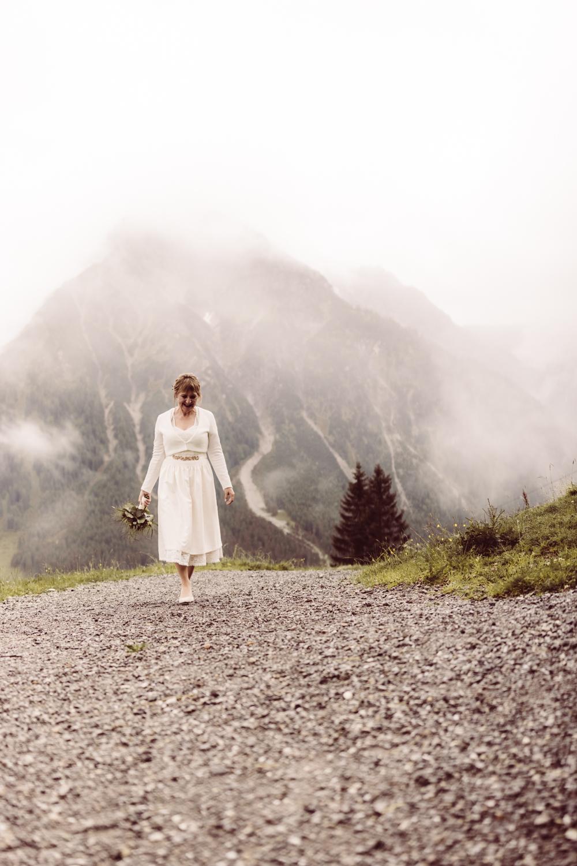 Hochzeitsfotograf Berghochzeit