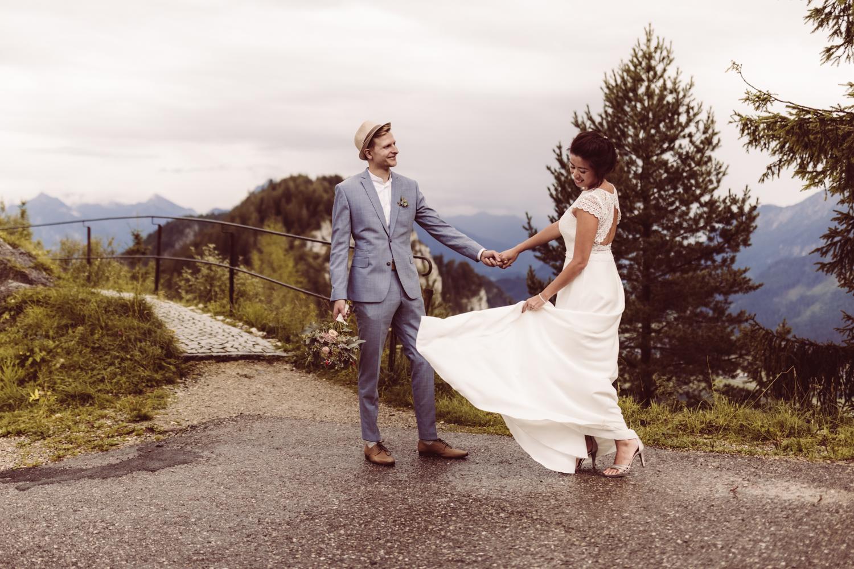Hochzeitsfotograf Burg Falkenstein Pfronten
